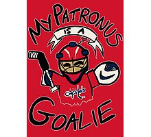 My Patronus is a Goalie (WSH Edition) Photographic Print