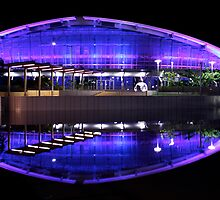 Darwin Convention Centre by Samantha McPhee