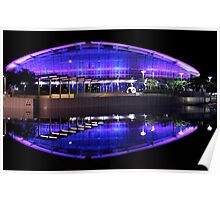Darwin Convention Centre Poster