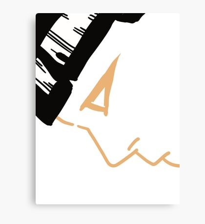 Complex Simplicity Canvas Print