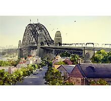 The Rocks, Sydney Photographic Print