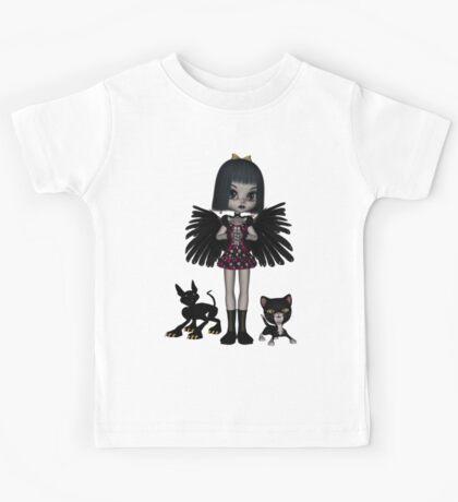 Decadent Discordia Shirts & Stickers Kids Tee