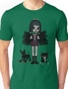 Decadent Discordia Shirts & Stickers Unisex T-Shirt