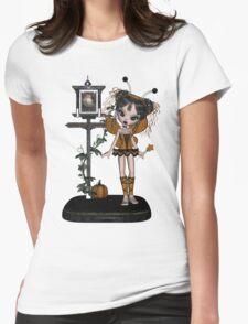Nymph Dream Pumpkin Shirts & Stickers Womens Fitted T-Shirt