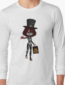 Trick or Treat Shirts & Stickers Long Sleeve T-Shirt