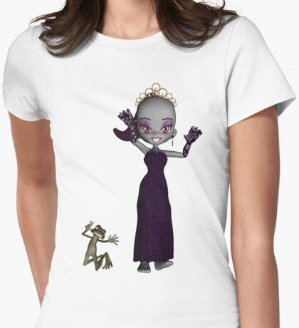 Vampyra Shirts & Stickers Womens Fitted T-Shirt
