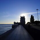Tower of Belem by TrixiJahn