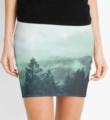 *Chasing Sorrow* #redbubble Mini Skirt