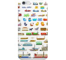 WDW RVs iPhone Case/Skin