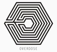 EXO Overdose (Ver. Black) by beachqueen17