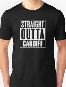 Straight outta Cardiff! T-Shirt