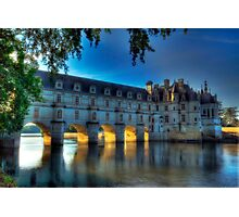 Chateau Chenonceau Photographic Print