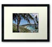 Lord Howe Island's Icons Framed Print