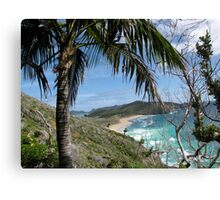 Lord Howe Island's Icons Canvas Print