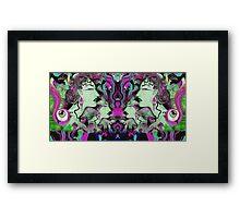 Zombocalypse Framed Print