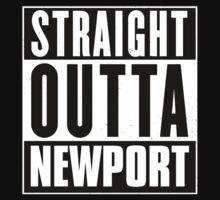 Straight outta Newport! by tsekbek