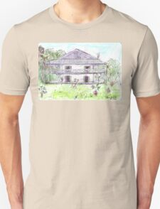 Doctor's House, Old Leprosy Colony, Curieuse Island Unisex T-Shirt