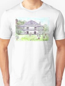 Doctor's House, Old Leprosy Colony, Curieuse Island T-Shirt