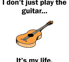Guitar It's My Life by GiftIdea