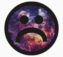 Sad Face #1 by DorianDesigns