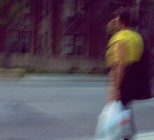 Girl in yellow by cfromchicago
