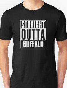 Straight outta Buffalo! T-Shirt