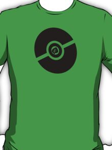 Pokemon Pokeball Grass T-Shirt
