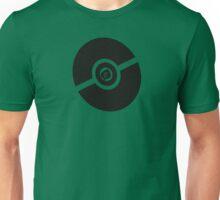 Pokemon Pokeball Grass Unisex T-Shirt