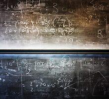 Whiteboard by Mark  Coward