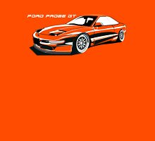 Ford Probe Gt (Front 3/4 View, Model Name)  T-Shirt