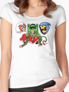 Mashup of the Universe Women's Fitted Scoop T-Shirt