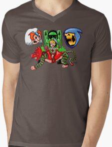 Mashup of the Universe Mens V-Neck T-Shirt