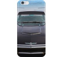 63 Tbird iPhone Case/Skin