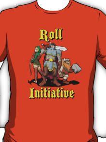 Roll Initiative T-Shirt