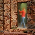 Window in the Wall by Peter Hammer