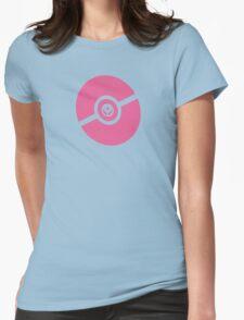 Pokemon Pokeball Fairy  Womens Fitted T-Shirt