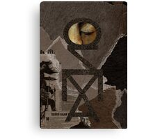 O Z A M A Canvas Print