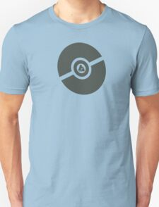 Pokemon Pokeball Rock Unisex T-Shirt