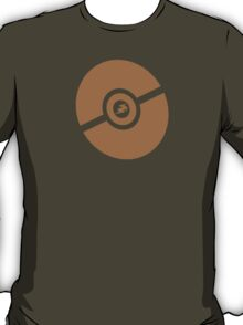 Pokemon Pokeball Ground  T-Shirt