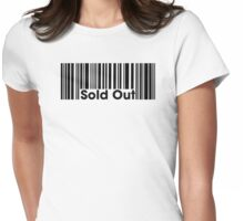 Sold Out Womens Fitted T-Shirt