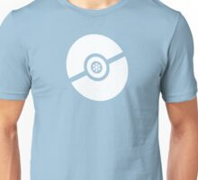 Pokemon Pokeball Ice Unisex T-Shirt