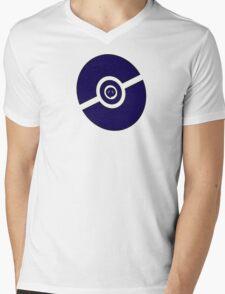 Pokemon Pokeball Ghost  Mens V-Neck T-Shirt