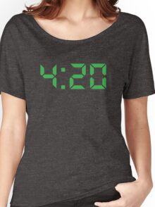 4:20 Time! Women's Relaxed Fit T-Shirt