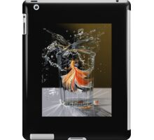 Northern lights.  iPad Case/Skin