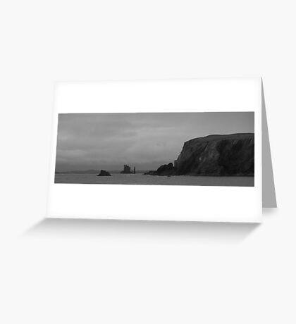 Hillswick Ness Greeting Card