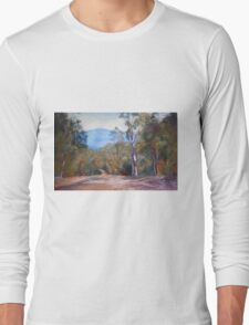 'High Country Track' Long Sleeve T-Shirt
