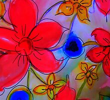 Bright, lovely flowers by ange2