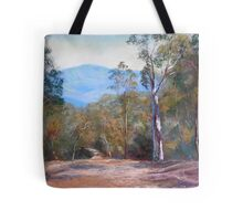 'High Country Track' Tote Bag
