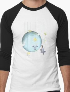 Hanging with the Stars Men's Baseball ¾ T-Shirt