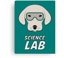 Science Lab Canvas Print